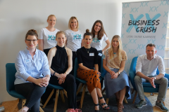 Coaches und das Business Crush Team
