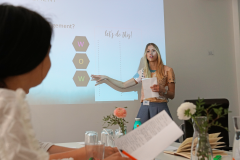 Work-Life-Balance Workshop mit Magdalena Muttenthaler