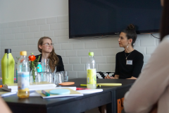How to be a Boss Workshop mit Kerstin Weng